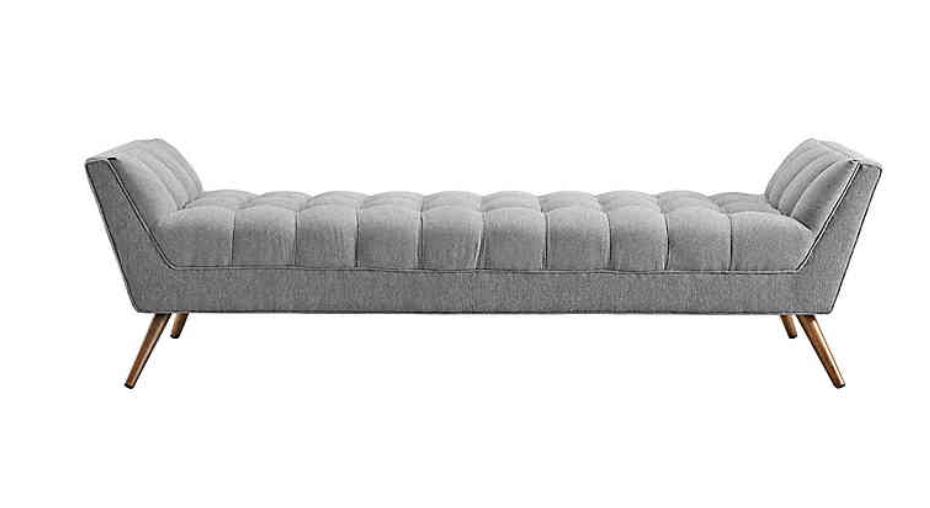 Grey Bench
