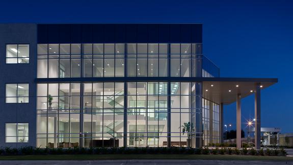 Crane Worldwide by Harry Gendel Architects. Houston, TX.