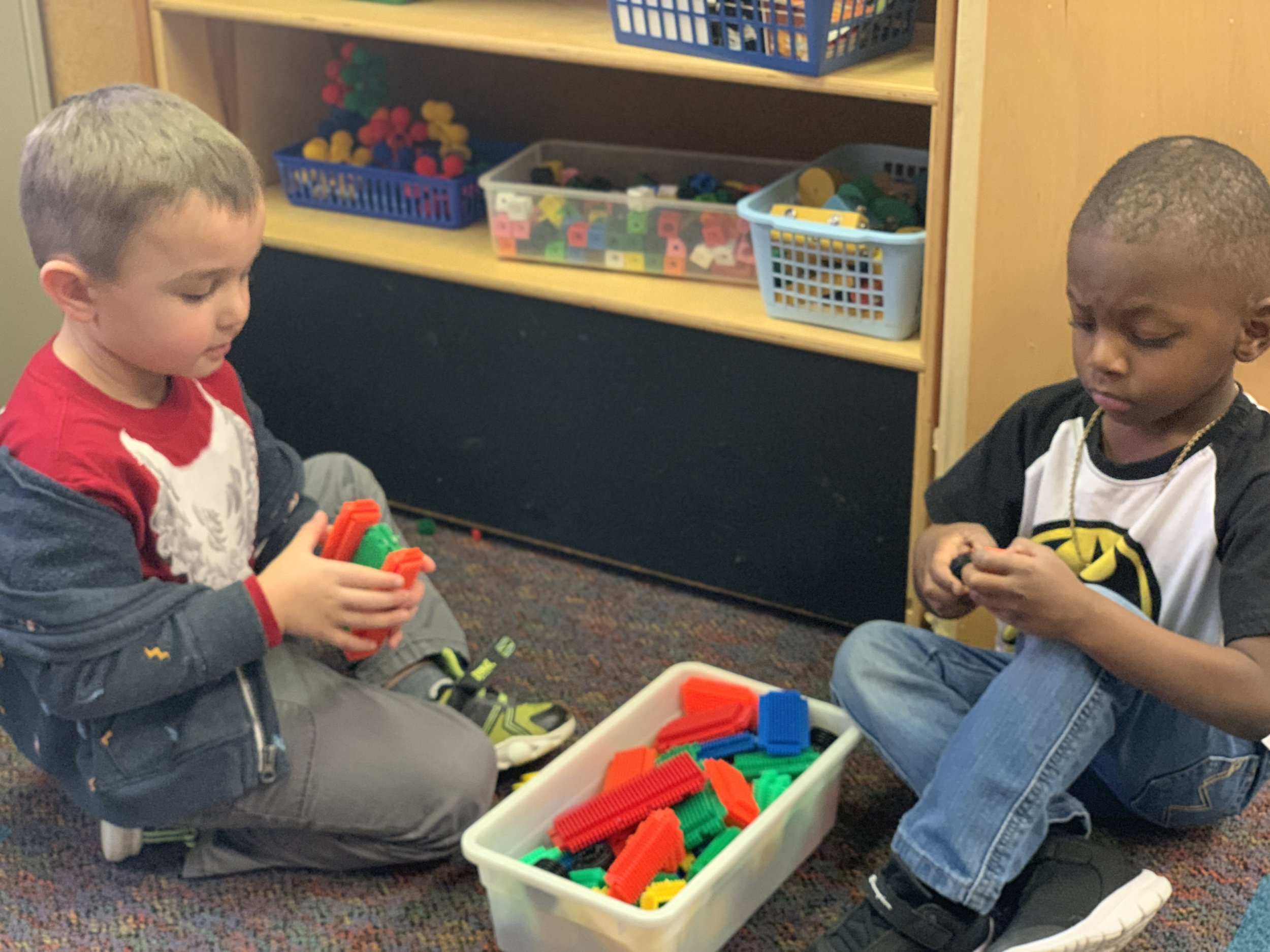 Center for Young Children Daycare & Preschool (Gage Campus) -