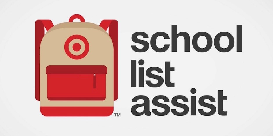 Click image for School List Assist (order through Target)