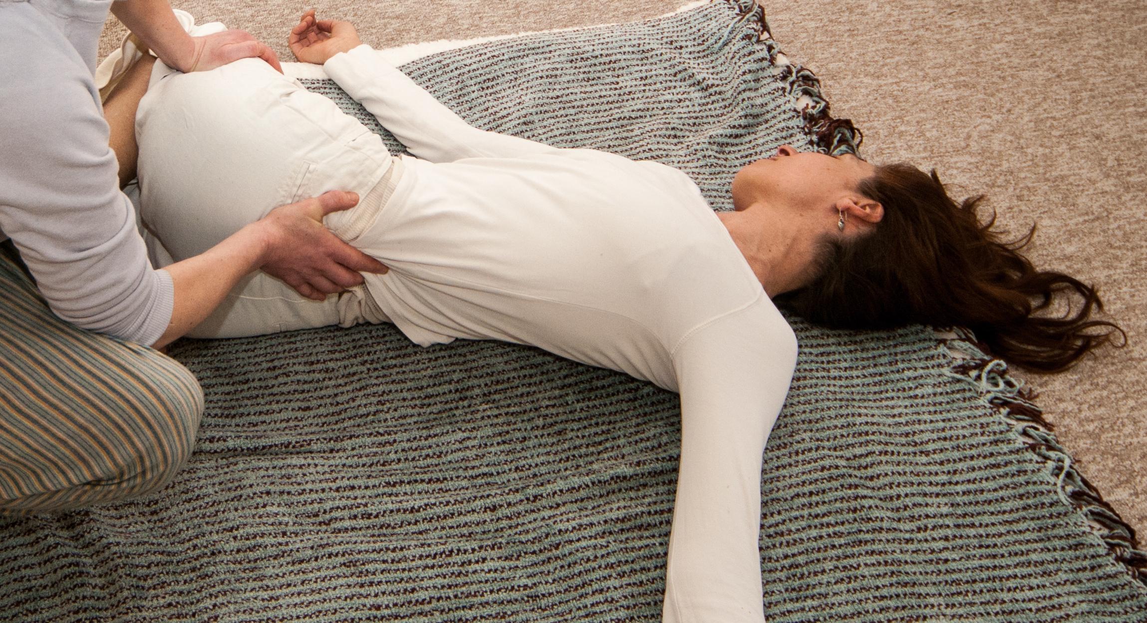Shiatsu Massage in Bristol