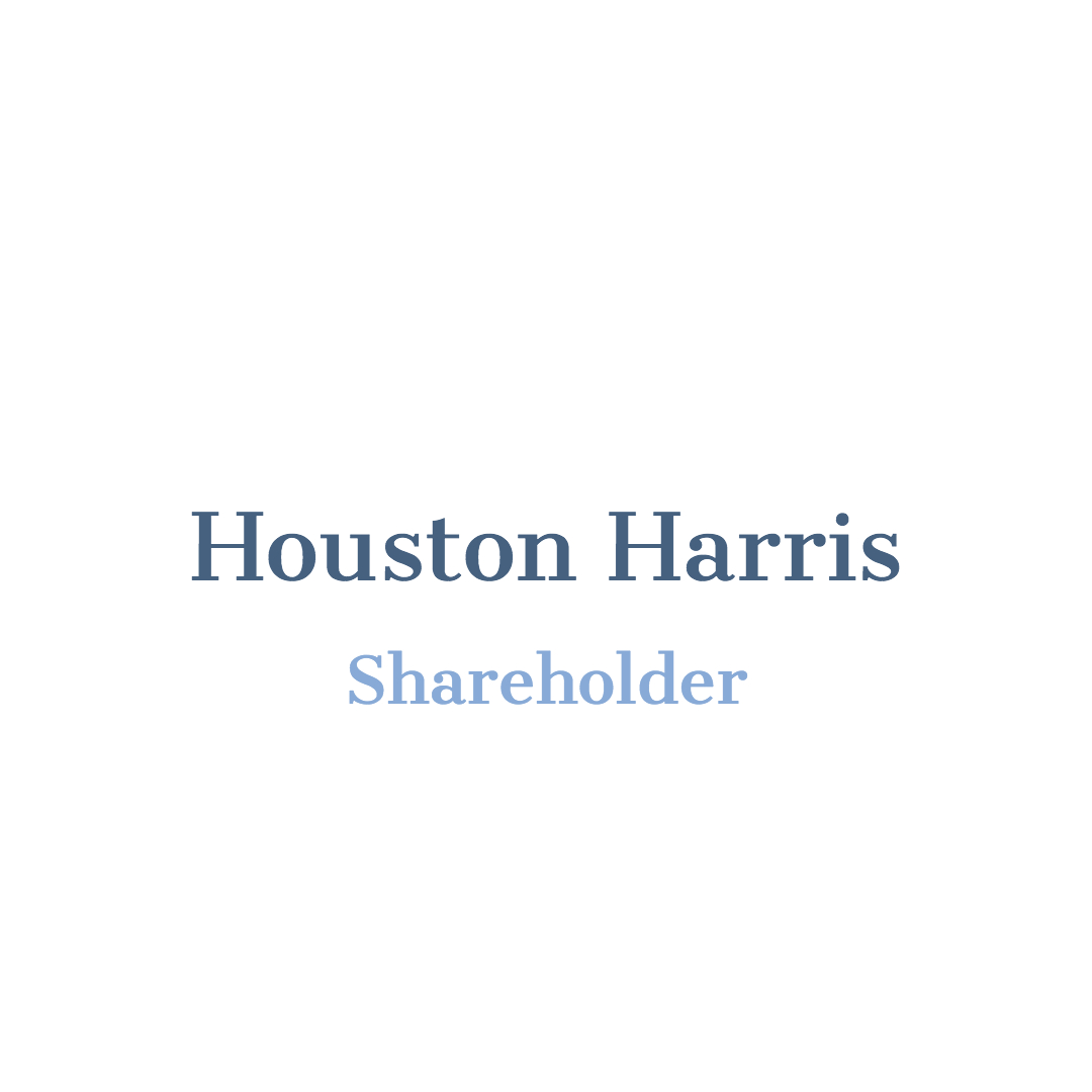 houston_harris_shareholder
