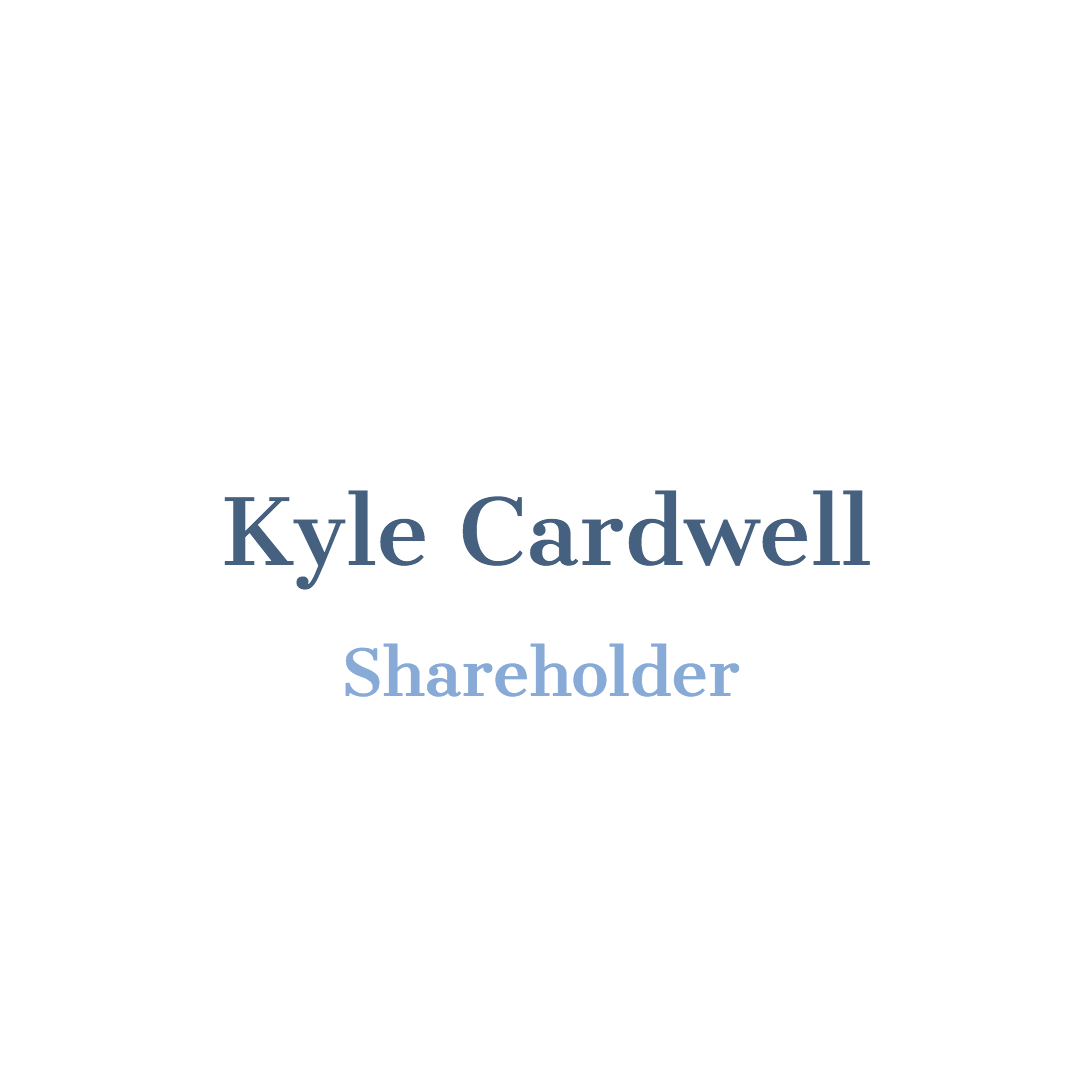 kyle_cardwell_shareholder