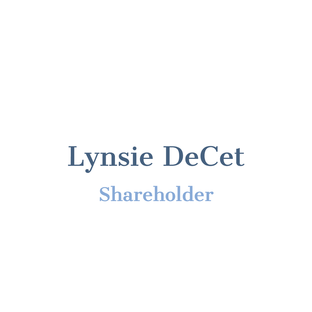 lynsie_decet_shareholder