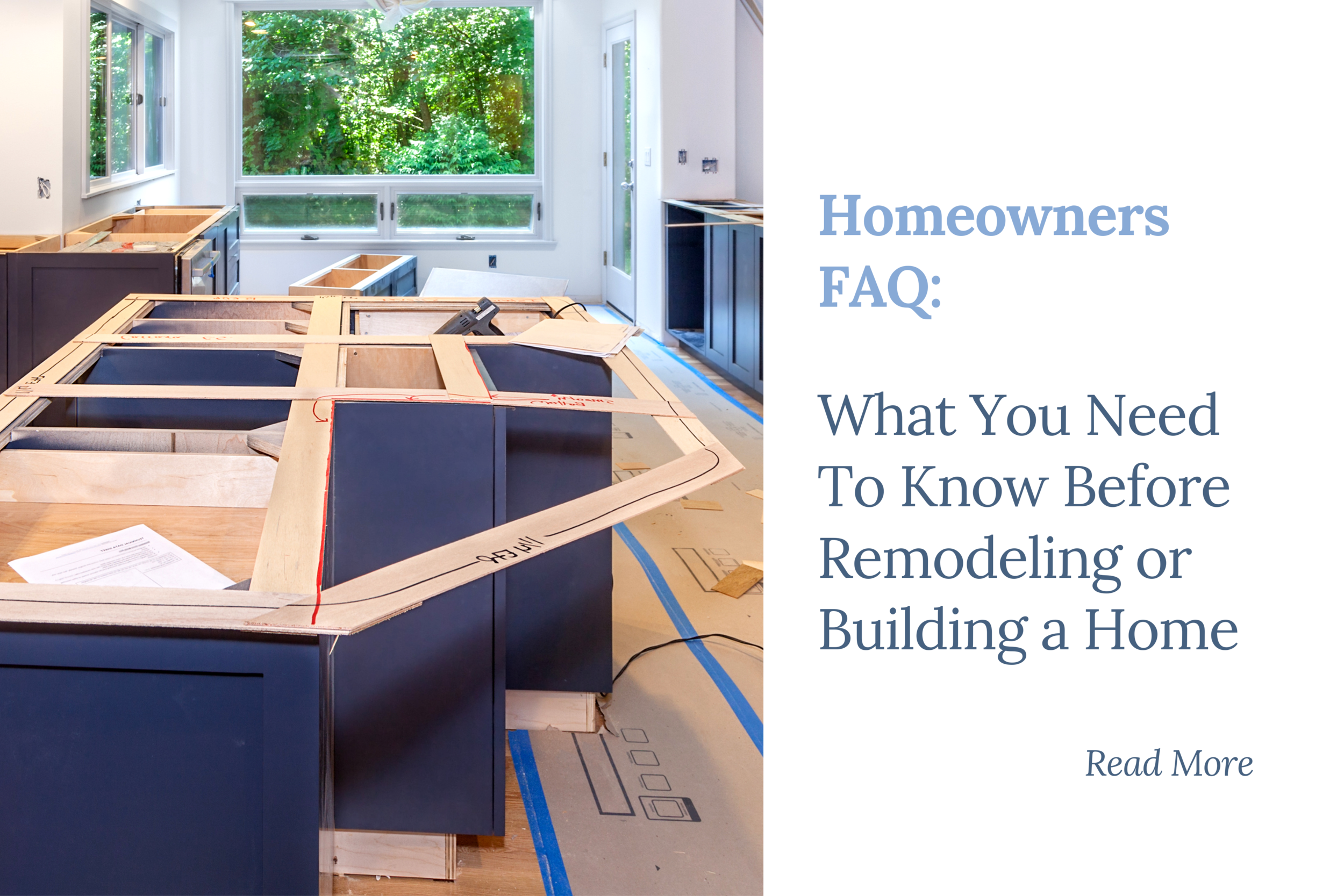 homeowners 101 home construction