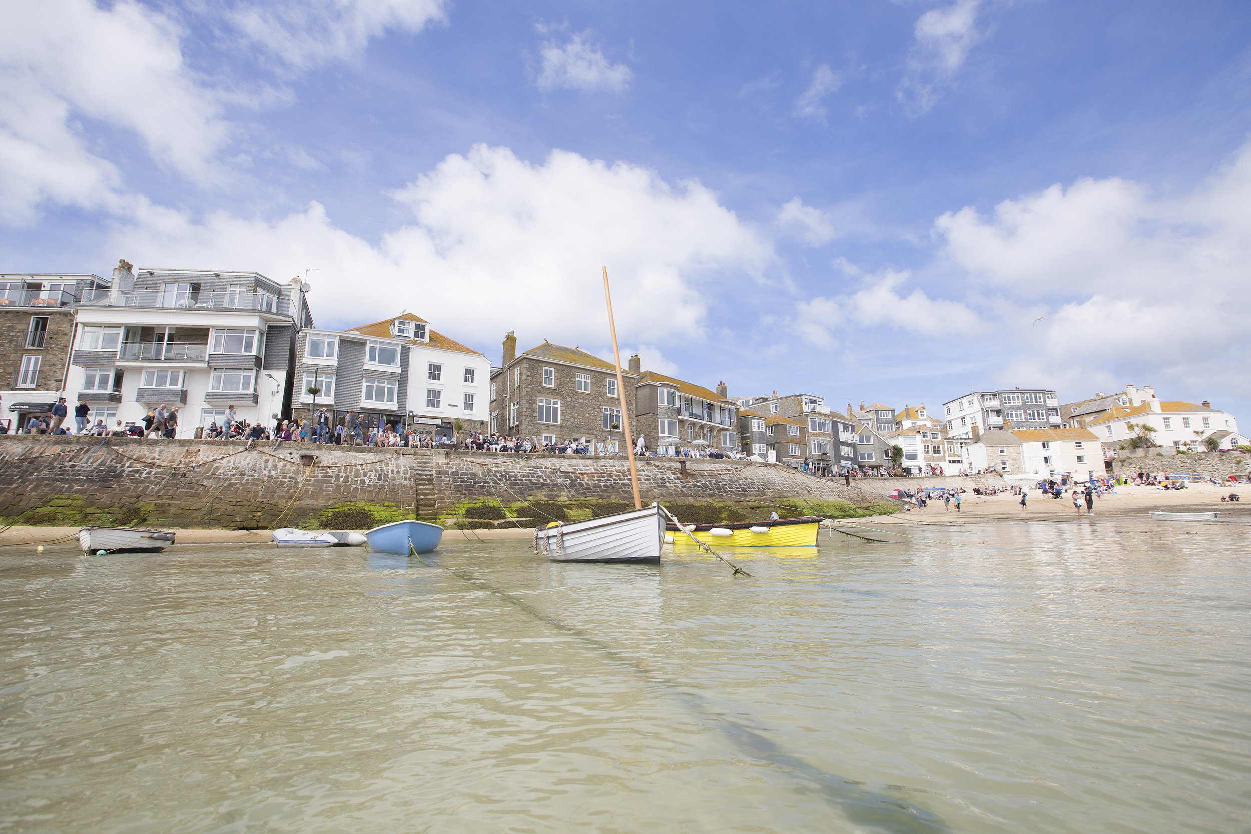St Ives Harbour, Summer 2018