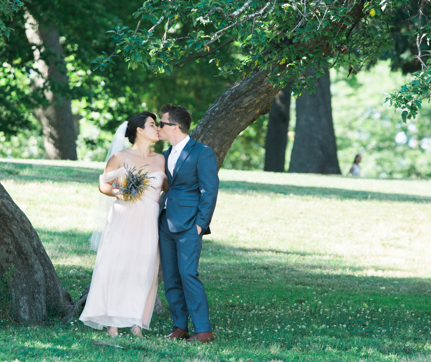 Roger Williams Park Wedding