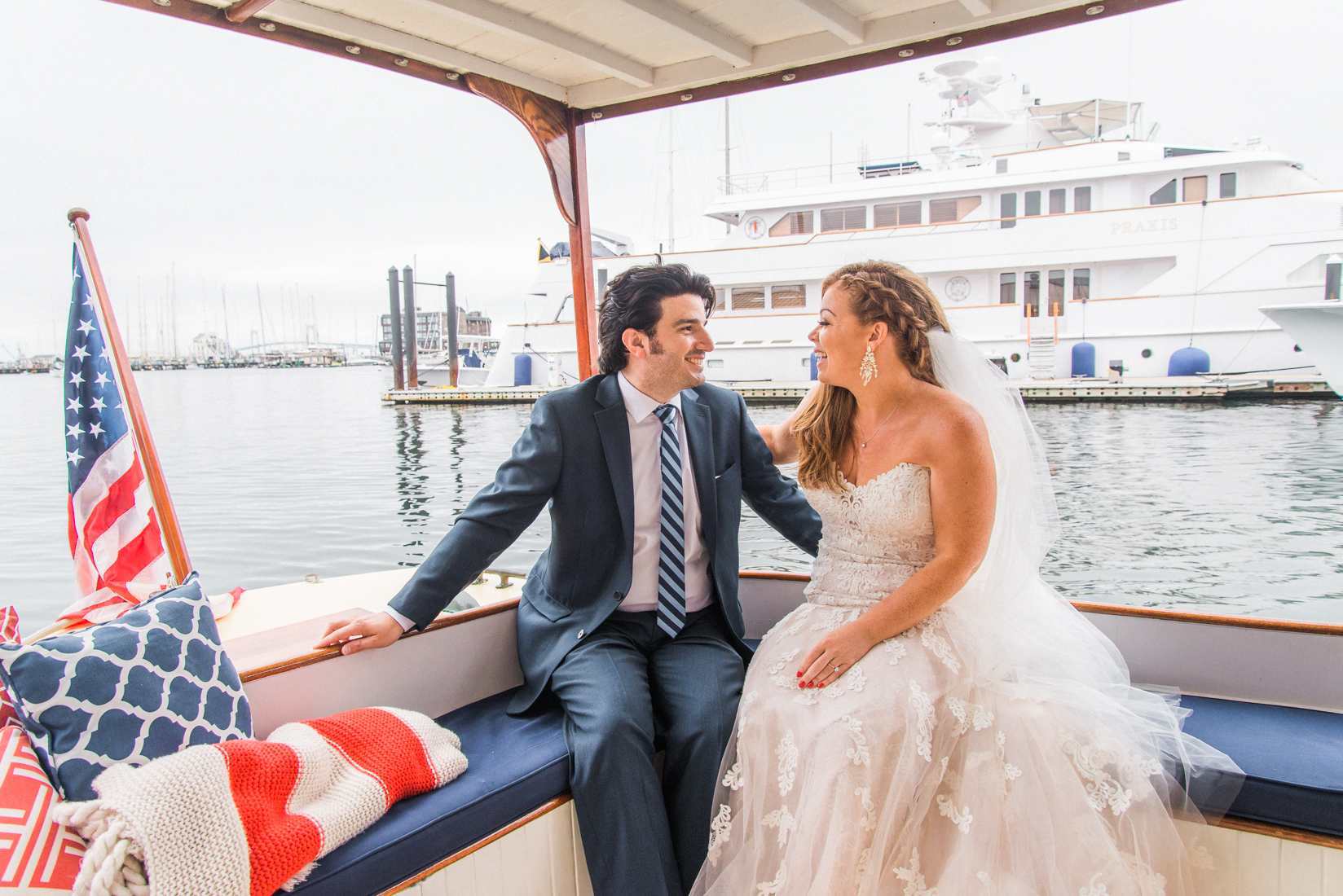 Newport Wedding - Regatta Place