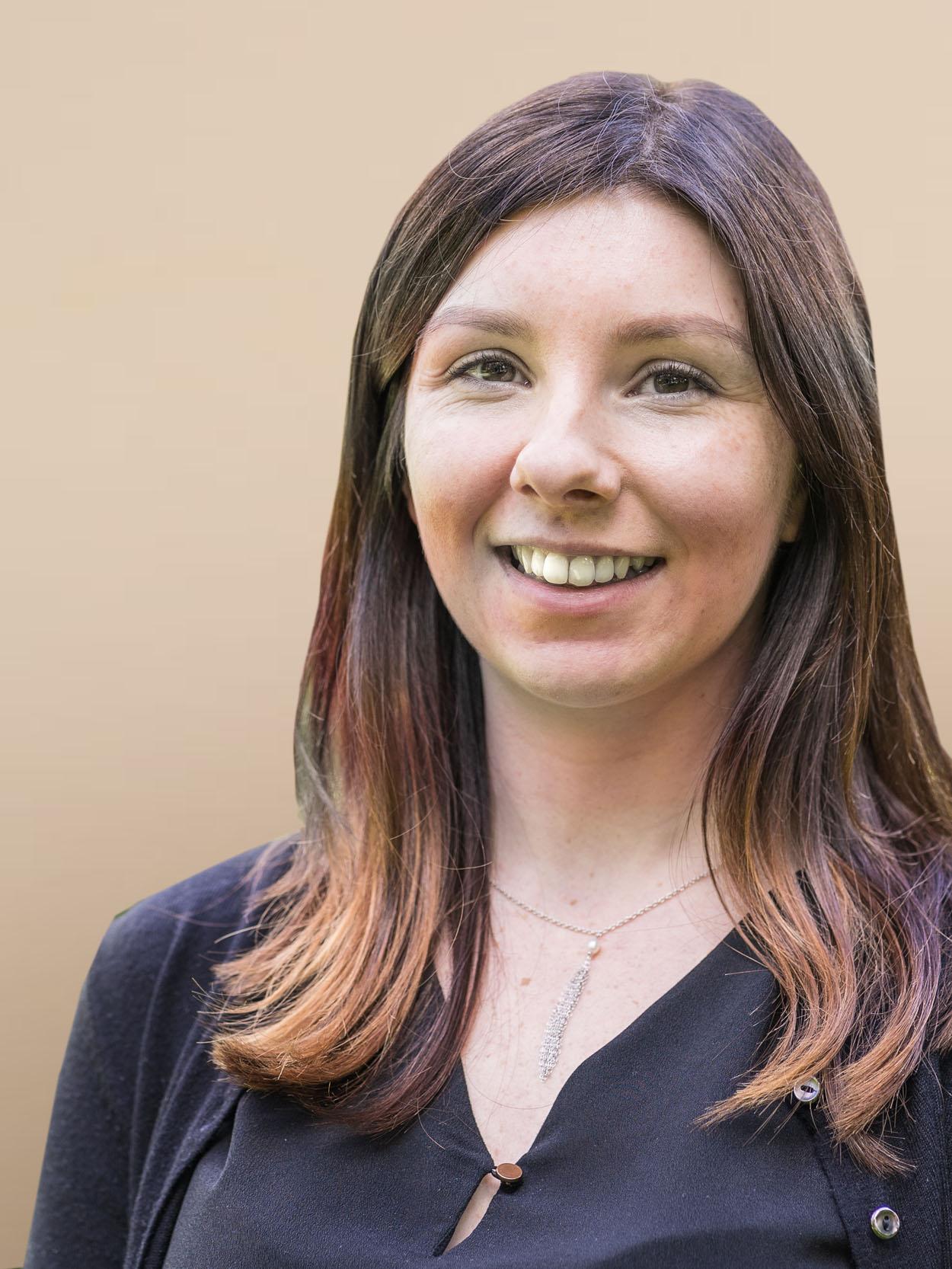 Emma Davies - solicitor