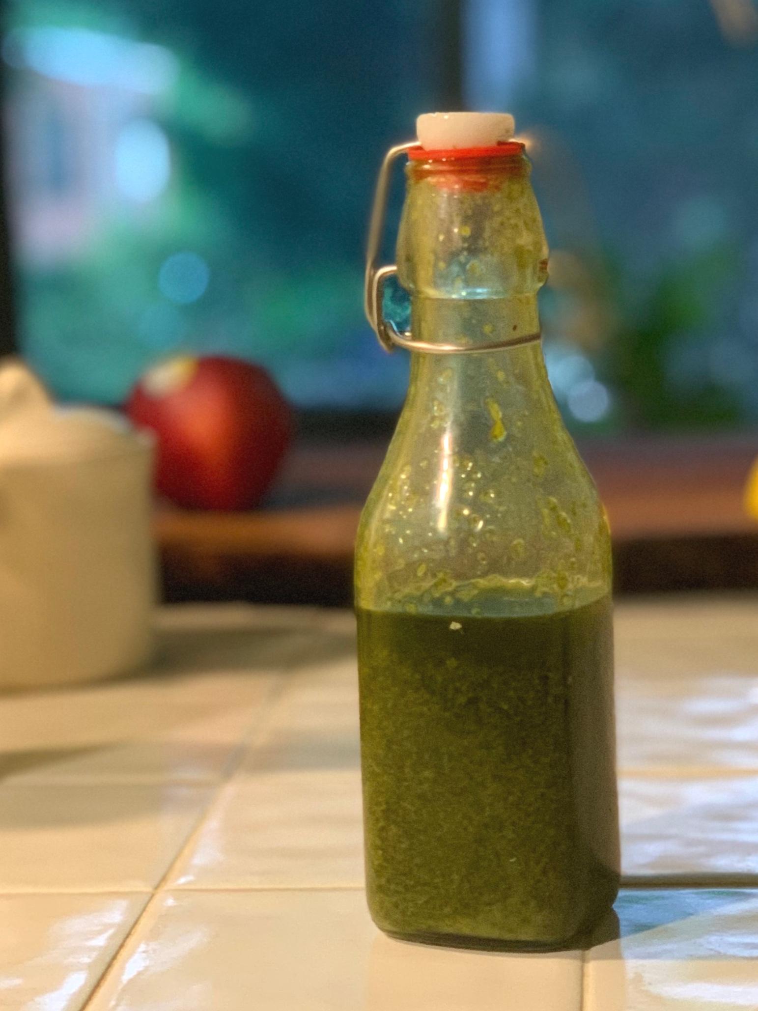 bottled sauce
