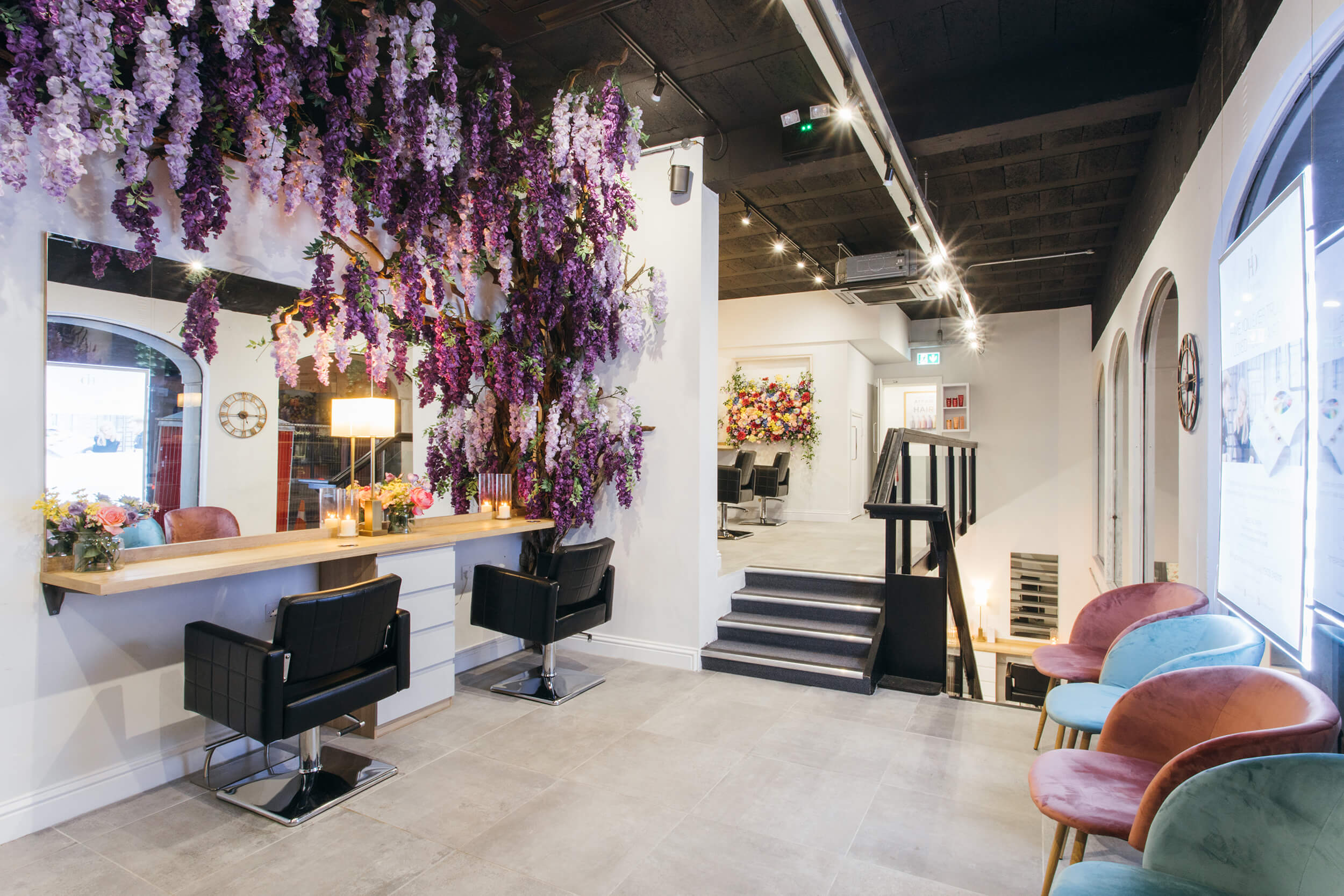 Worcester Salon -