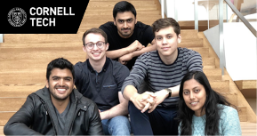 How These Cornell Tech Students Created a Mobile Operating System to Help Low-Literacy Users