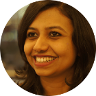 Anandita Punj,  Project Manager
