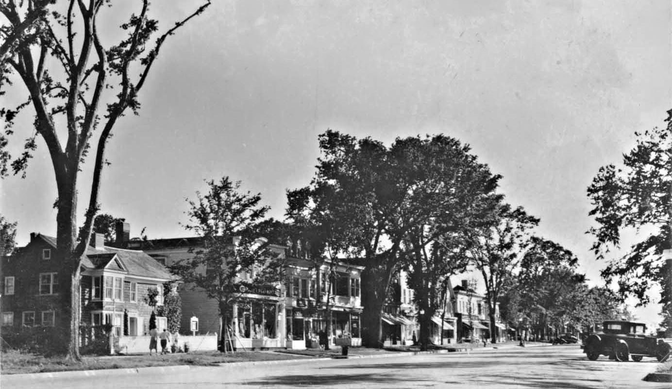 Main Street, 1936