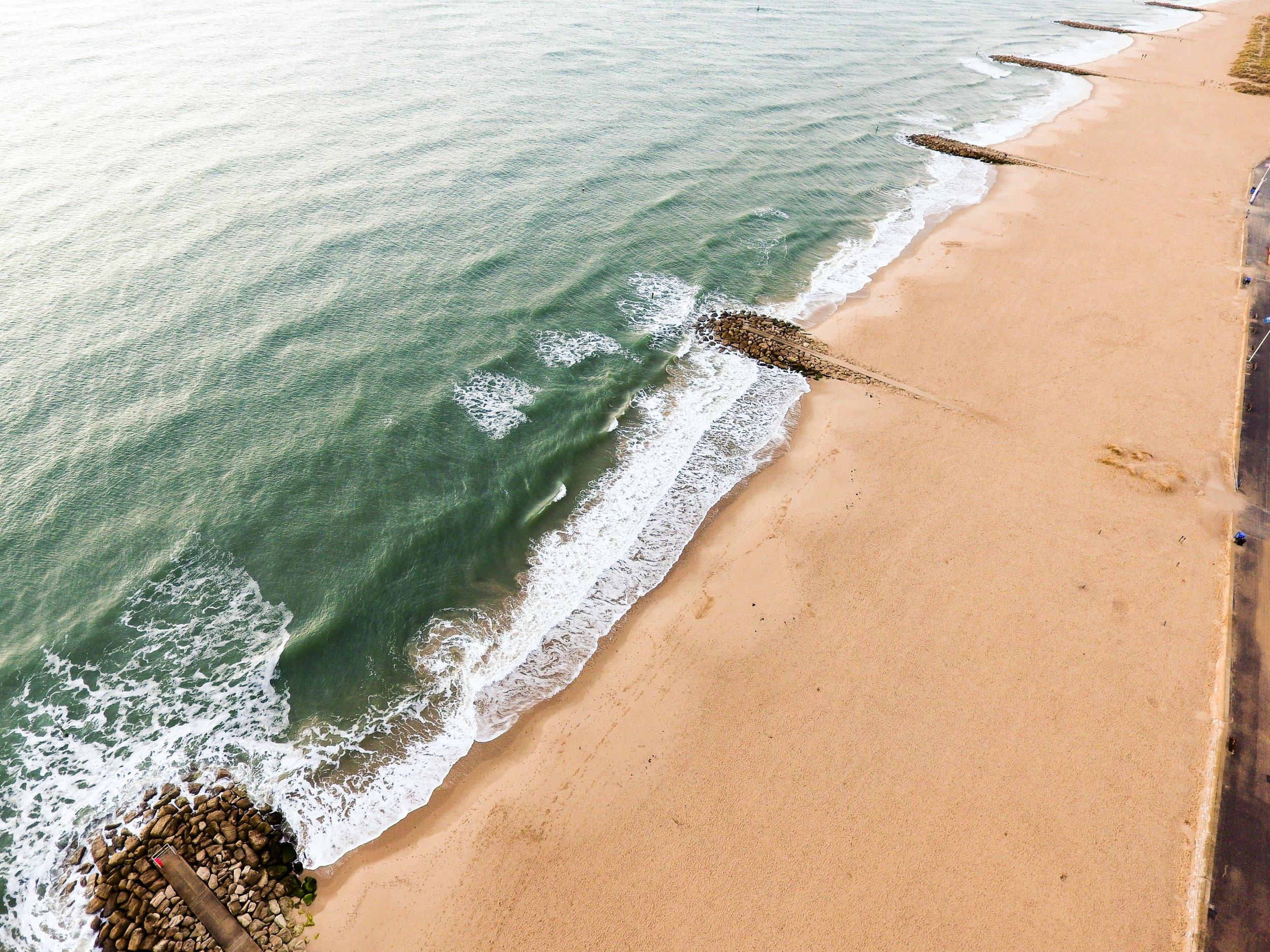 Miles of golden beaches