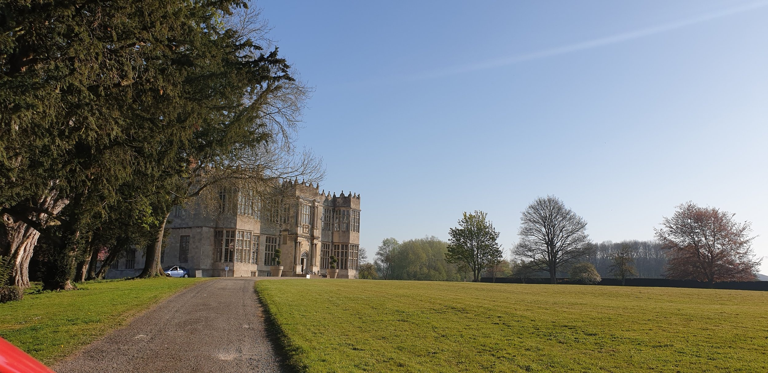 Wedding Venue Picture of Howsham Hall