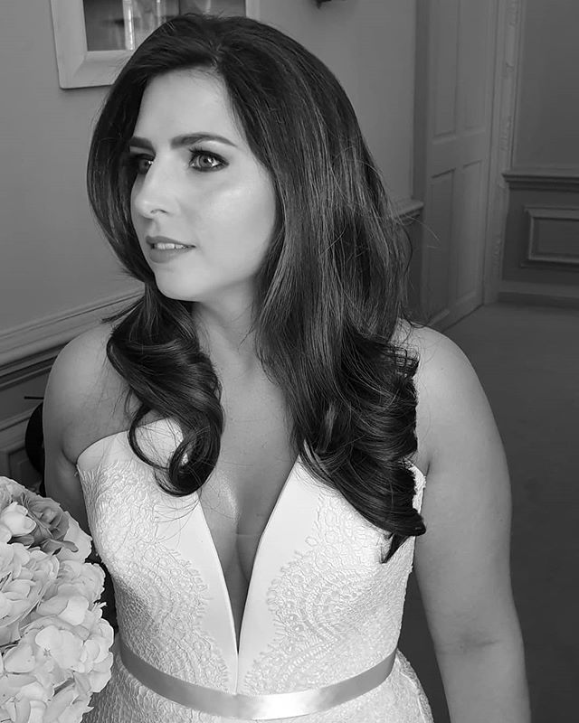 Focus on FEELING good not just looking good!  #recentwork Teamsheet: @howshamhall  @suzanneneville from @frances_day_bridal @manoloblahnikhq  @nataliehewittweddings @photomattbrown  @makeupbyjenniuk @perfectmomentfilms  @by_arrangement_florist