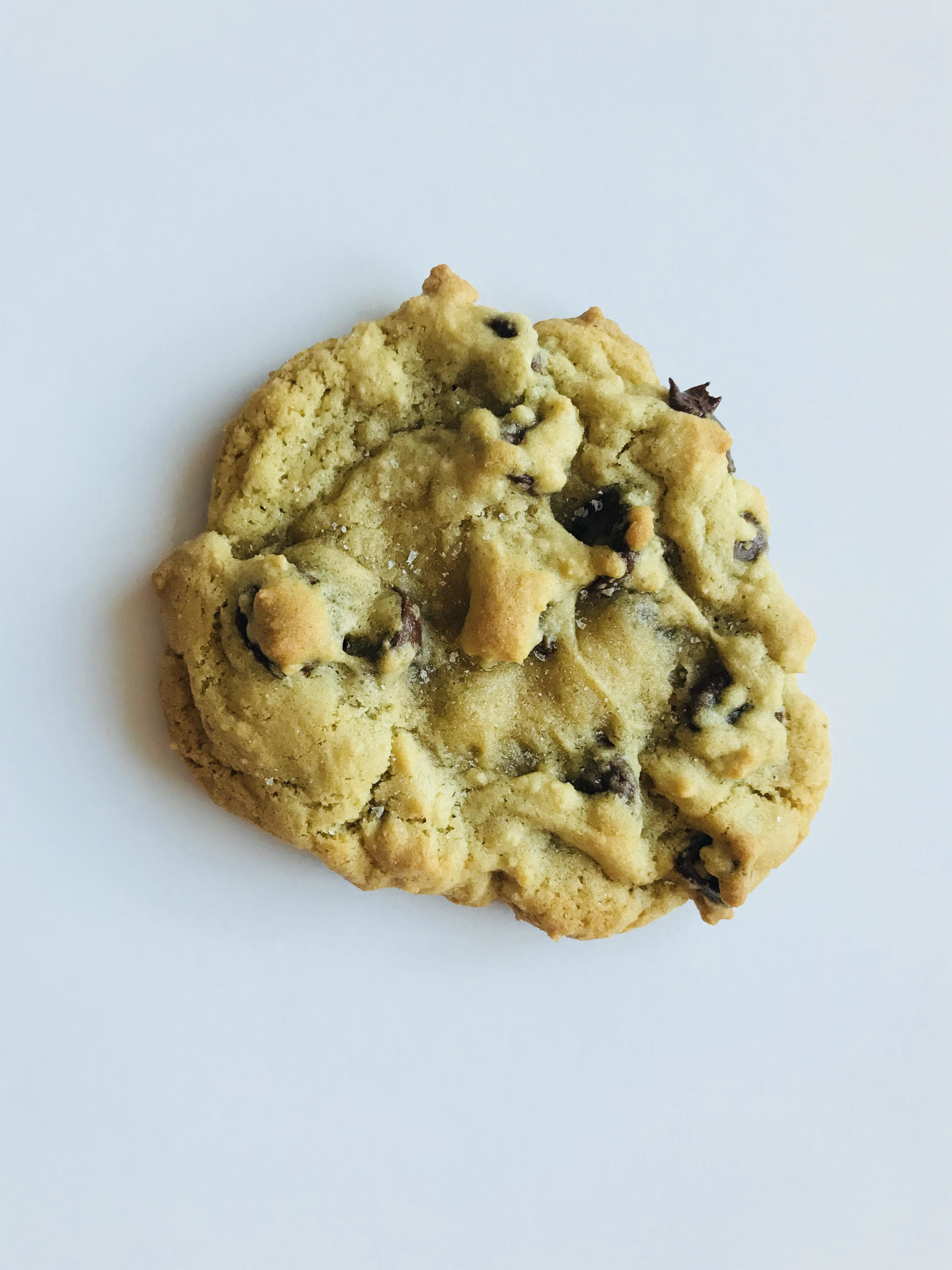 4. Recipe - Tried a new Magnolia Table cookbook recipe - Joanna's Chocolate Chip Cookies.