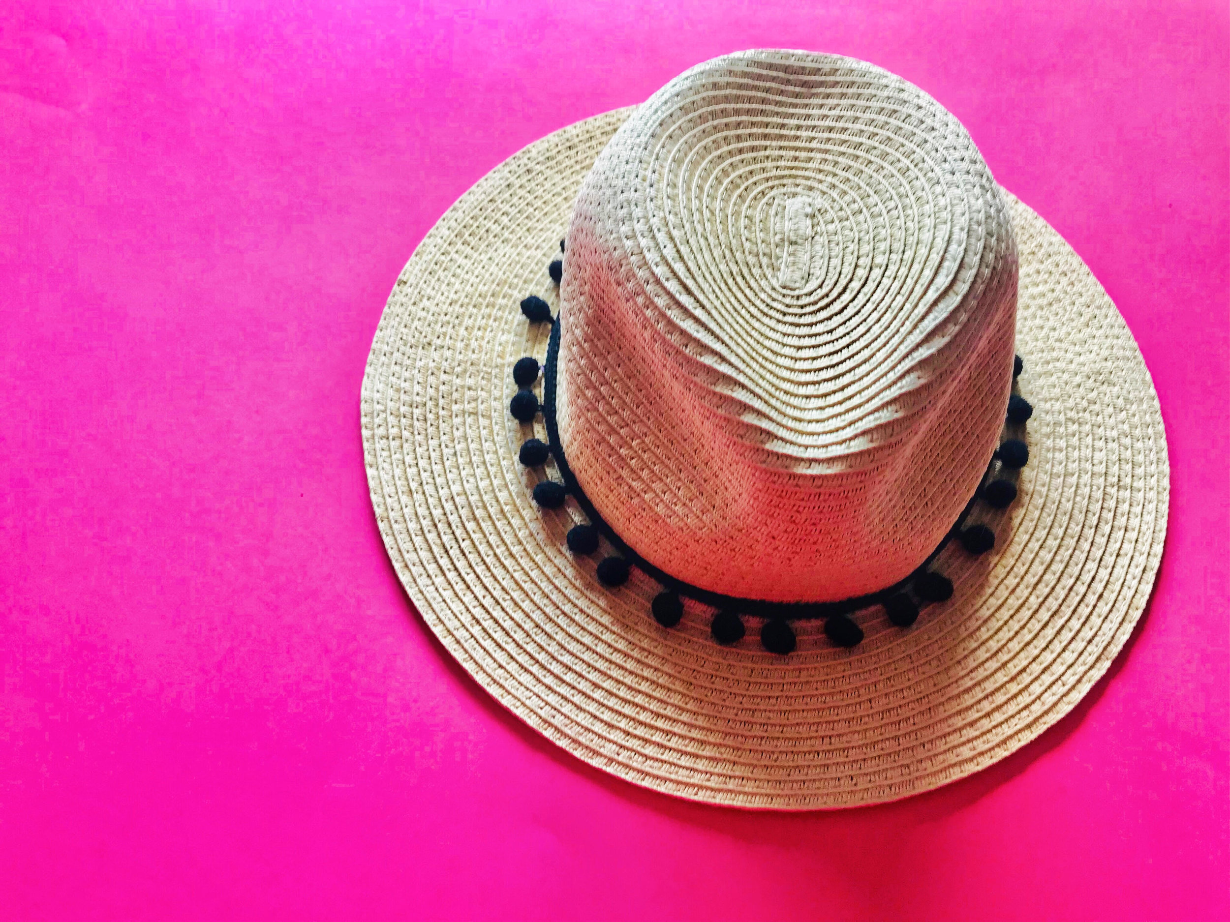 1. Beach Hat - Found a casual beach hat at my favorite consignment shop!Price: $13Second Chance Consignment Shop