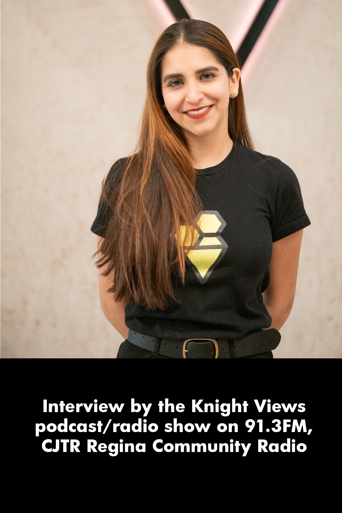 CJTR Radio Interview