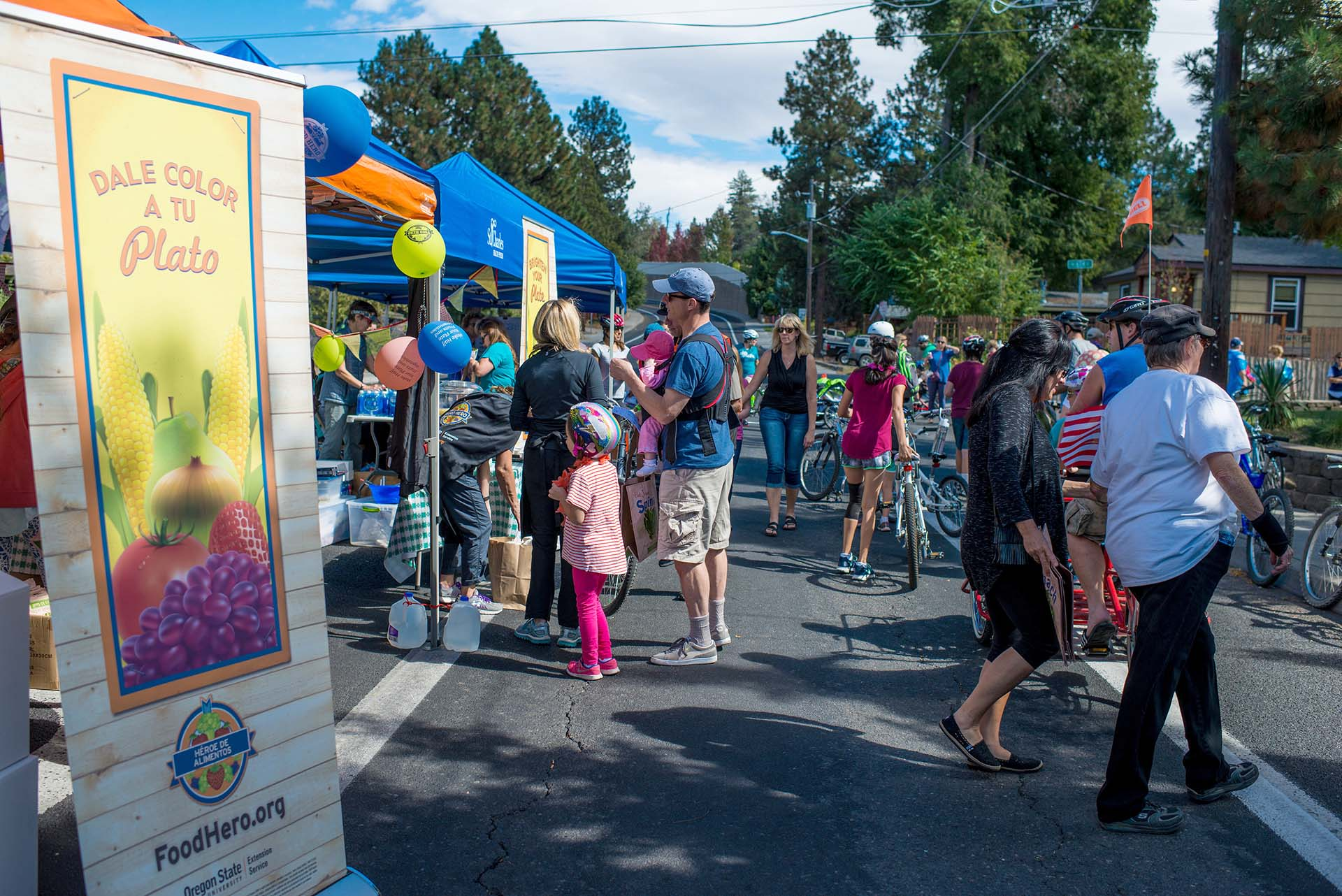 Bend Open Streets
