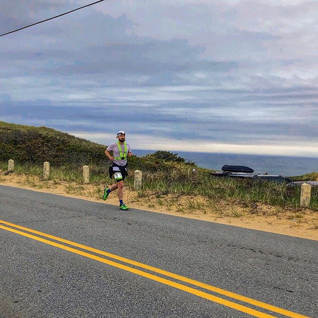 Starting at noon on Friday, I ran 32 miles of a team total of 200 miles from Hull to Cape Cod.  The squad did it in just over 24 hours (team pace of about 7:15). We finished 2nd place for ultra teams and 7th overall (beating 300+ teams that had twice as many runners!)... my favorite leg was this 9 mile run along the coast of Wellfleet just as the sun started to come up... amazing experience with an amazing (and much faster than me) group of people!  Thanks for the invite @jslaputz @chazadams @mtcarlone @clangley2 @stefanie.dianna #ragnarcapecod