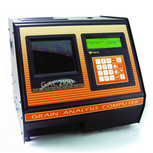 GAC 2100 AGRI - Precisión económica para cosechas especiales.