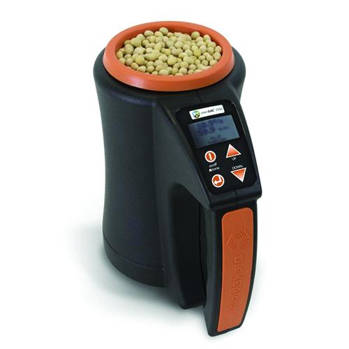 MINI GAC 2500 - Analizador portátil de humedad del grano con tecnología 149MHZ/UGMA