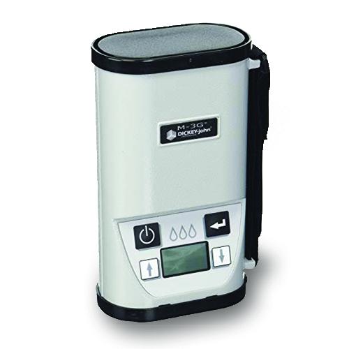 M3G - Analizador portatil de humedad rápido y sencillo de usar con capacidad para almacenar tres granos.