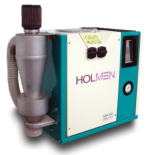 NHP 200 - Medidor de índice de durabilidad en pellets - Production