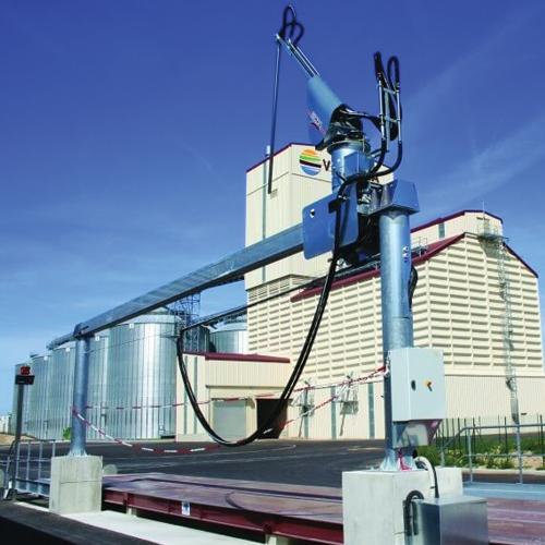 COBRA 4000 - Muestreador automático de granos.
