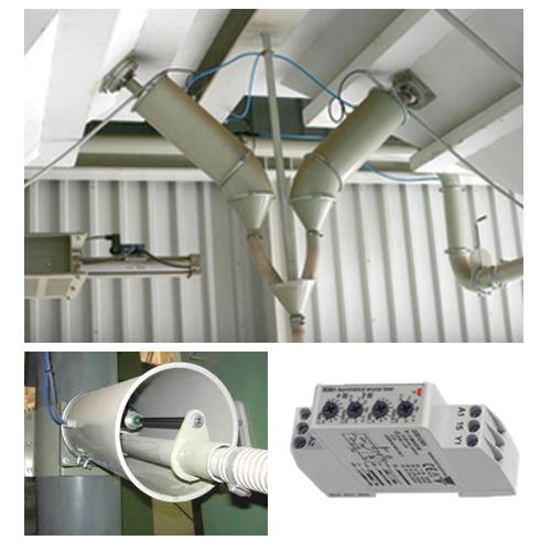 MOUSTICK - Muestreador automático de granos.