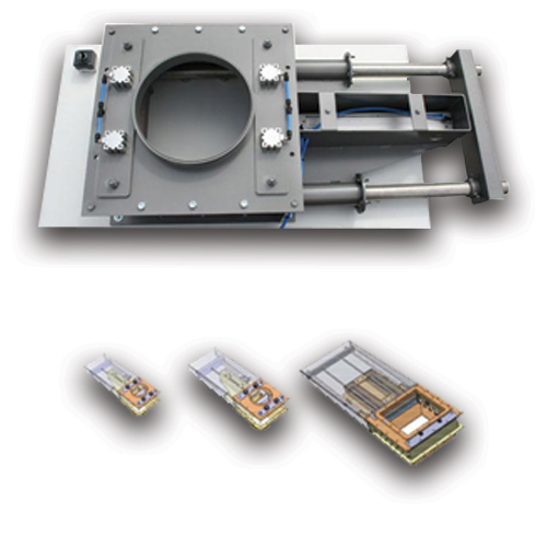 LYNX - Muestreador en circuito.