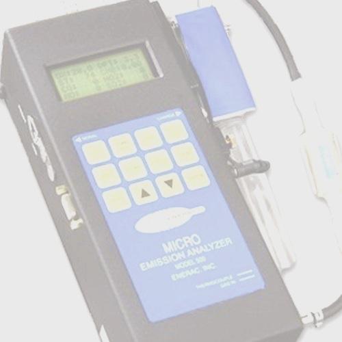 Analizadores de gases de combustión -