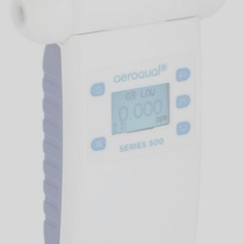 Monitores de gases tóxicos en aire ambiental -