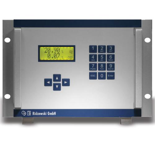 E-CH MKII - Analizador de oxígeno con celda electroquímica.