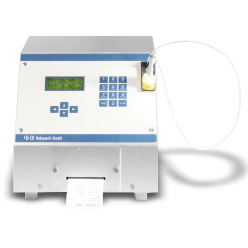 E-Ch Spot - Analizador de oxígeno con celda electroquímica.