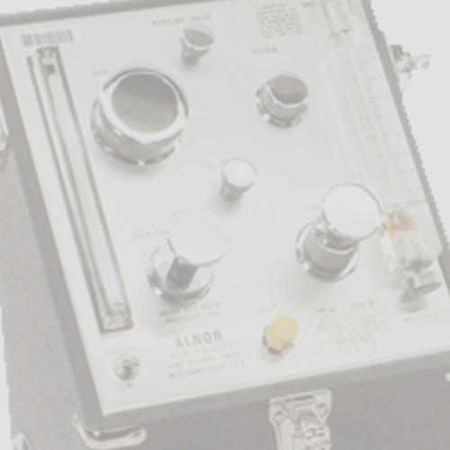 Analizador de punto de rocio / ALNOR -