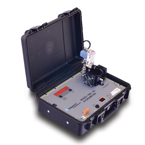1500 - Monitor portátil de punto de rocío.