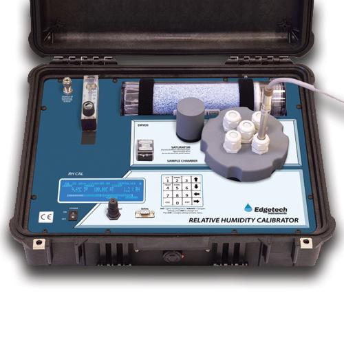 RH CAL - Calibrador de humedad relativa.