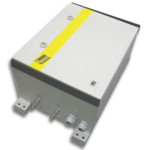 JES-301K - Analizador de gas con sistema de purga por retrosoplado.