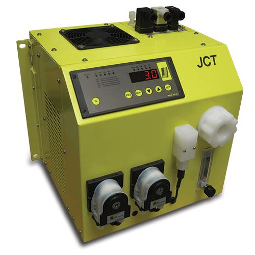 JCL-301 - Sistema compacto de acondicionamiento de muestra.