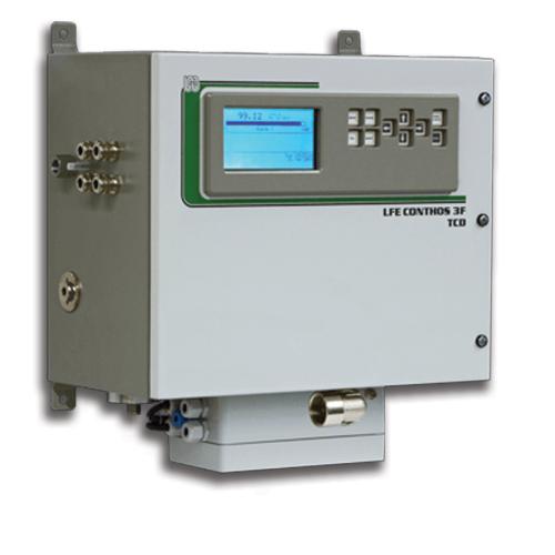 CONTHOS3-TCD EX - Analizadores de hidrógeno por conductividad térmica.