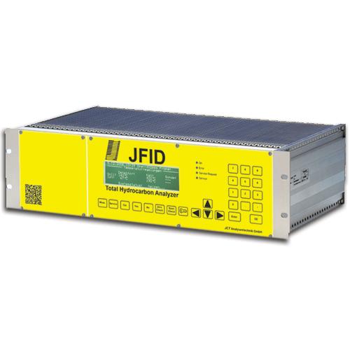 JFID - Analizador de hidrocarburos totales por ionización de flama.