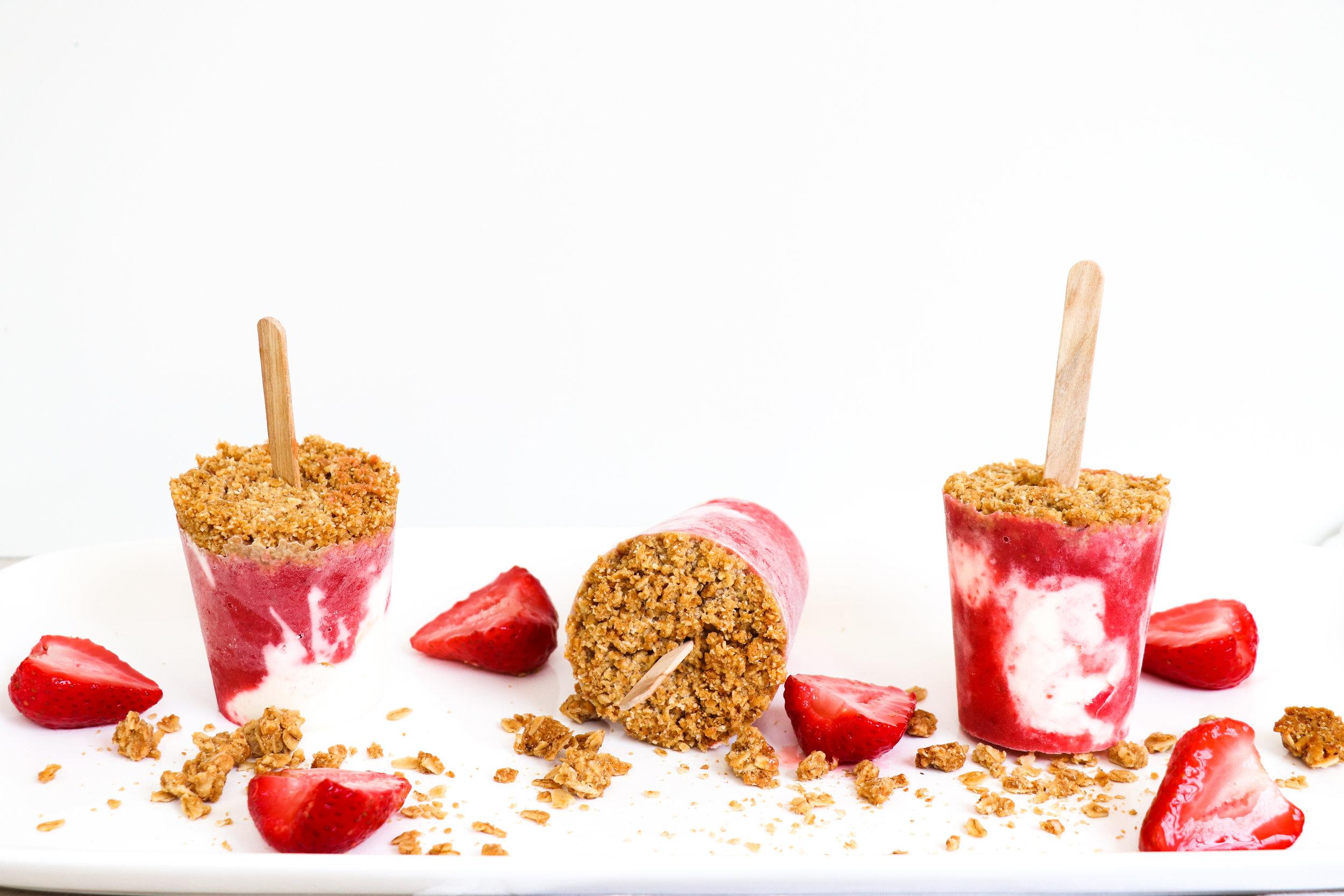 TLBS Strawberry Shortcake