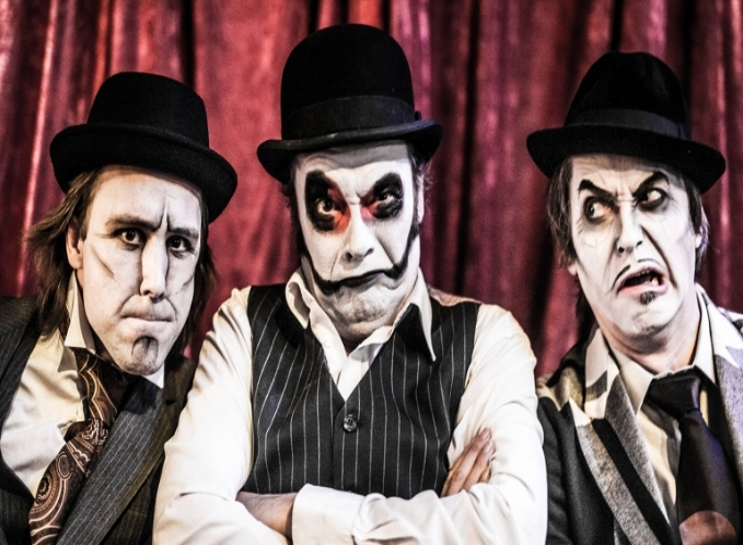 THE TIGER LILLIES -