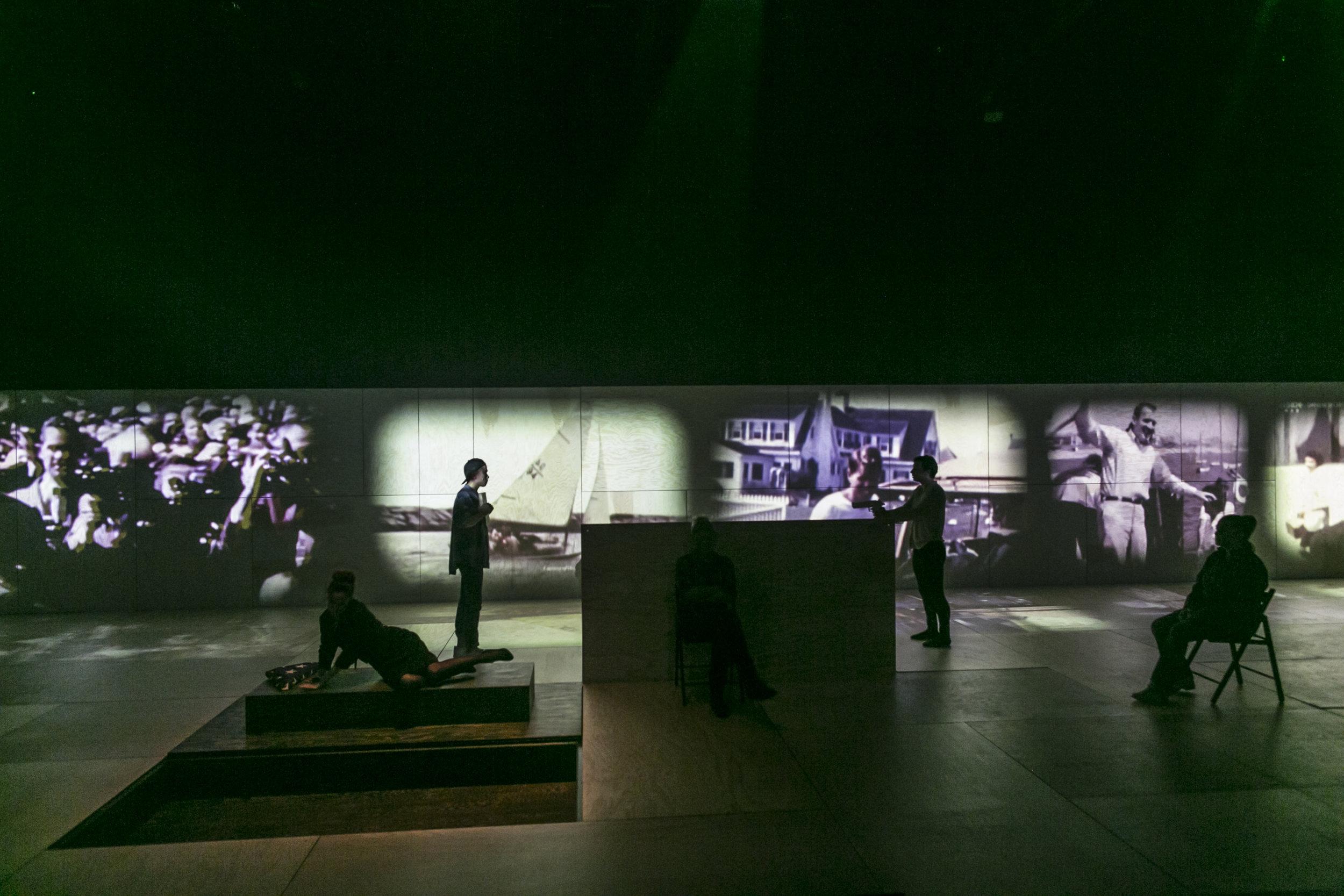 "Show: ""America - Visions of Love"" Photo: Mats Bäcker"