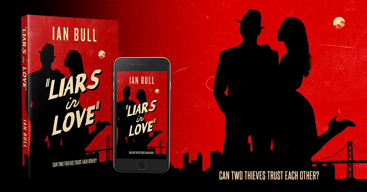 Liars in Love - Sam Webb is released from prison after serving two years for burglary and wants to go straight. Unfortunately, his old crime boss, Paul Barnes, still wants the money that went missing the night Sam got arrested.