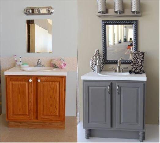 Bathroom Before & After.JPG
