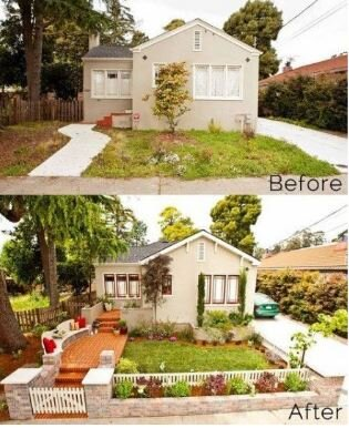 Exterior Home Before & After.JPG